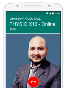 Physiotherapy online consultation